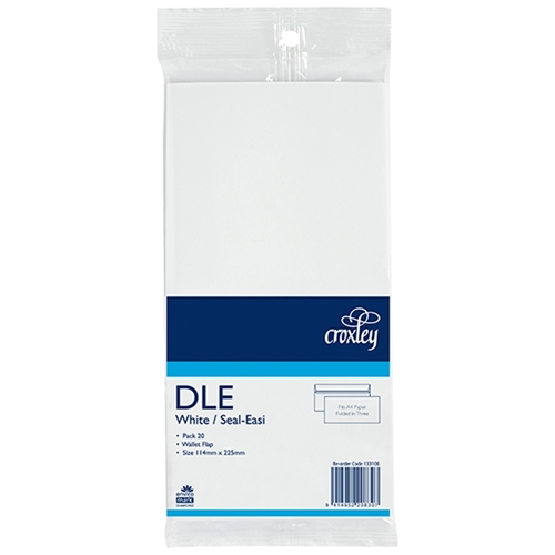 DLE non window 25 pack