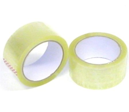 48mmx100mm Clear Economy Tape