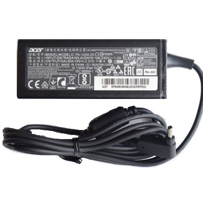 Acer 45W [19V 2.37] AC Power Adapter
