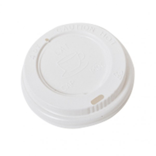 LID FOR PIZAZZ HOT CUPS  PKT 100