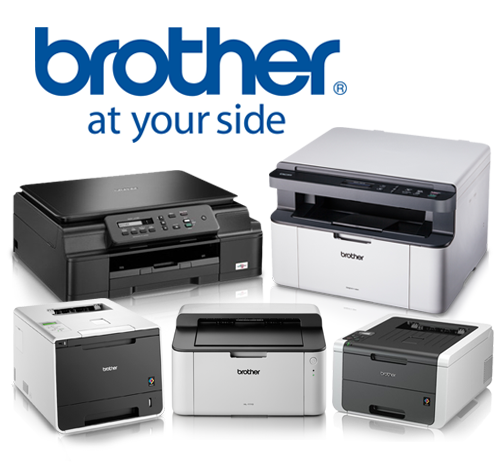 Brother Printers & Accessories