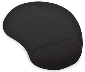 Ednet Mouse Pad with Gel Wris